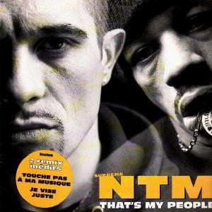 NTM - That's my people / Touche pas à ma musique / Je vise juste - 12''