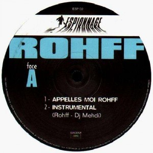 Rohff - Appelle moi Rohff / Despee - 12