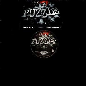 Puzzle - P.U.Z.Z.L.E. / J'vais changer - 12''