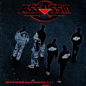 Assassin - Le futur que nous réserve-t-il ? Vol.1 - Vinyl EP
