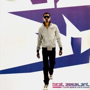Beat Assailant - Rhyme Space Continuum - 2LP