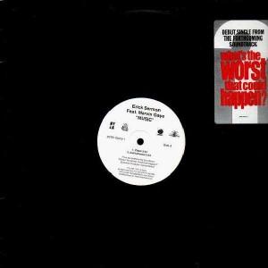Erick Sermon - Music (feat. Marvin Gaye) / Cha Cha - Stick um - promo 12''