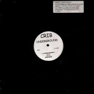 Crib Underground - Various Artists - Vinyl EP