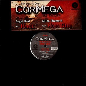 Cormega - Angel Dust (feat. Havoc) / Killaz theme II (feat. Mobb Deep) - 12''