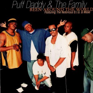 Puff Daddy & The Family - Been around the world / It's all about the benjamins - 12''