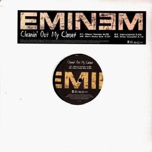 Eminem - Cleanin' out my closet - 12''