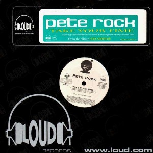 Pete Rock - Take your time - 12''