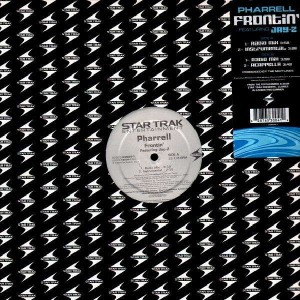 Pharrell - Frontin' (feat. Jay-Z) - 12''