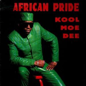 Kool Moe Dee - African Pride - Vinyl EP