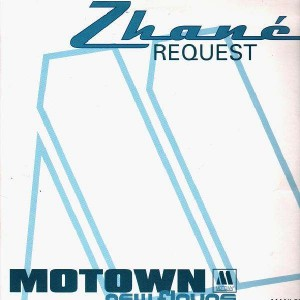 Zhané - Request line / Hey Mr. DJ - 12''
