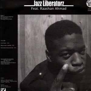 Jazz Liberatorz - Feat.Tre Hardson , Fat Lip , Omni , Raashan Ahmad - 12''