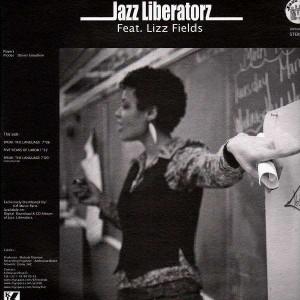 Jazz Liberatorz Feat Sadat X Lizz Fields 12