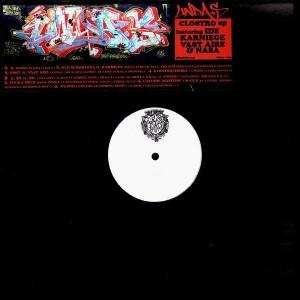 Unda-S - Clostro EP (feat. IDE, Karniege, Vast Aire & Nasa) - Vinyl EP