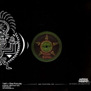Liquid Wicked - Dub war version / Krak in dub - Dub war rmx - 12''