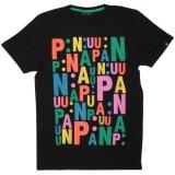 PA:NUU T-shirt - Dario - Black