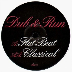 16Bit - Flat beat / Classical - Dub And Run 05 - 12''