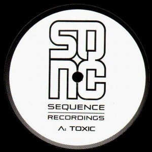 16Bit - Toxic / Champion Dub - Sequence Recordings - 12''