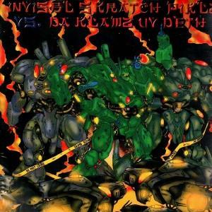 Invisibl Skratch Piklz VS Da Klamz Uv Deth - LP