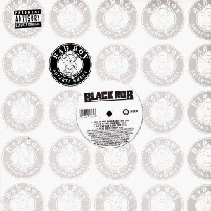 Black Rob - Ready / Star in the hood / Help me out - 12''