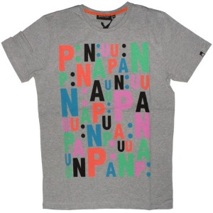 PA:NUU T-shirt - Dario - Grey