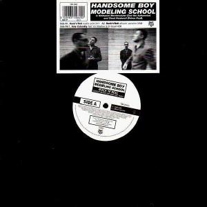 Handsome Boy Modeling School - Rock'N'Roll / Holy calamity - 12''