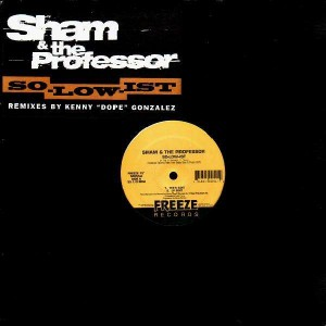 Sham & The Professor - So-Low-Ist / Jigery Pogery - 12''
