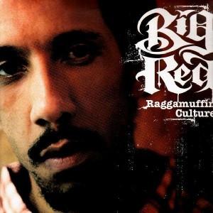 Big Red - Raggamuffin Culture - 2LP