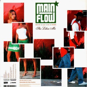 Main Flow - She likes me / The wire - 12''