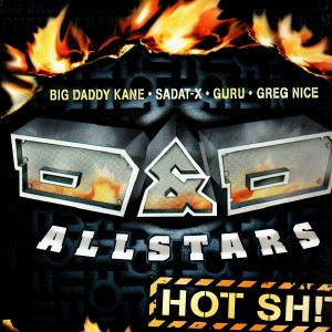 D&D Allstars - Hot shit - 12''