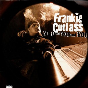 Frankie Cutlass - You and you and you - 2LP