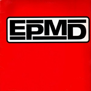 EPMD - Richter Scale / Intrigued - promo 12''