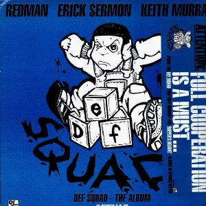 Def Squad - Full cooperation - 12''