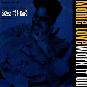 Monie Love - Work it out - 12''