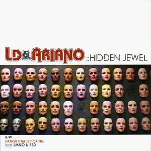 LD & Ariano - Hidden jewel / Father time is ticking - 12''