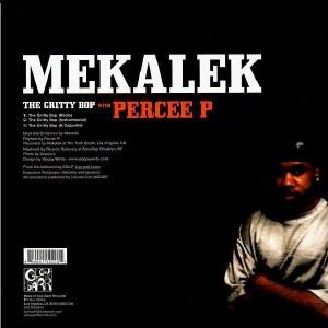 Mekalek - Love Life Money Guns / The Gritty Bop - 12''
