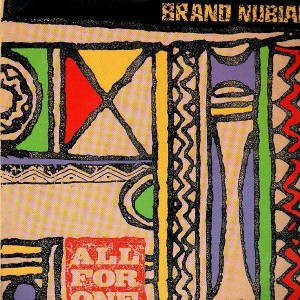 Brand Nubian - All for one / Concerto in x minor - 12''