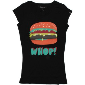 PA:NUU Lady T-shirt - Dana Tee - Black