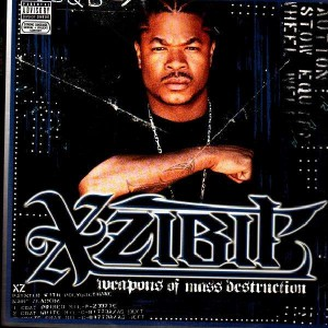 Xzibit - Weapons of mass destruction - 2LP