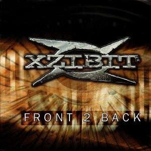 Xzibit - Front 2 back / Alkaholik - 12''