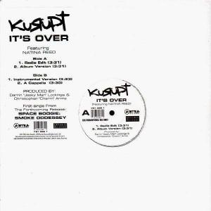 Kurupt - It's over - promo 12''