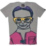 PA:NUU T-shirt - Gorm Tee - Grey