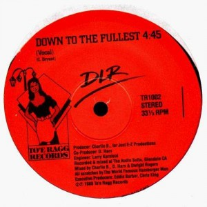 DLR - Down to the fullest / Pumpin 'n Humpin' - 12''