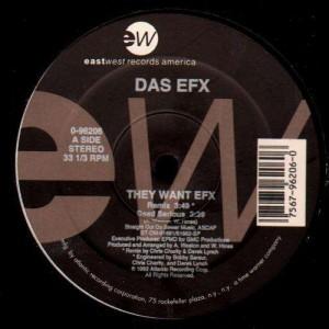 Das EFX - They want EFX / Jussummen - 12''
