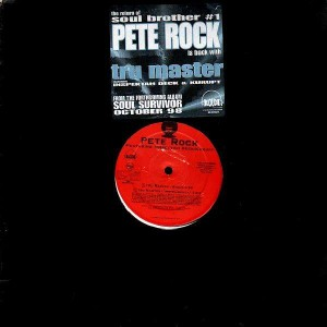 Pete Rock - True Master (feat. Inspectah Deck & Kurupt)
