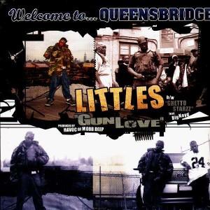 Littles - Gun love / Ghetto starzz - 12''