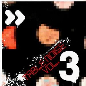Five Deez presents... Table Noise vol.3 - LP