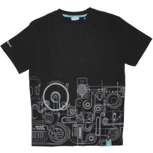 KING APPAREL T-Shirt - Bionic - Black