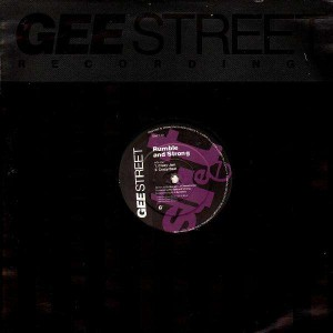 Rumble and Strong - in the year 2010 / in the parrallel universe / Crazy Jam / Crazy Beats - 12''