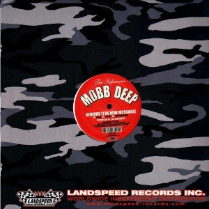 Mobb Deep - The illest / Serious (The new message) - 12''