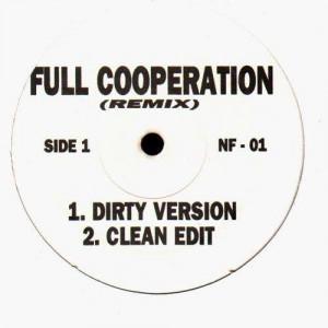 Redman - Pick it up (Remix) / Def Squad - Full cooperation (remix) - 12''